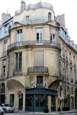 l'hôtel de Jaucourt