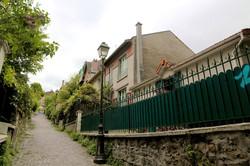 la villa du Danube