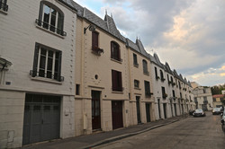 la rue Santos-Dumont