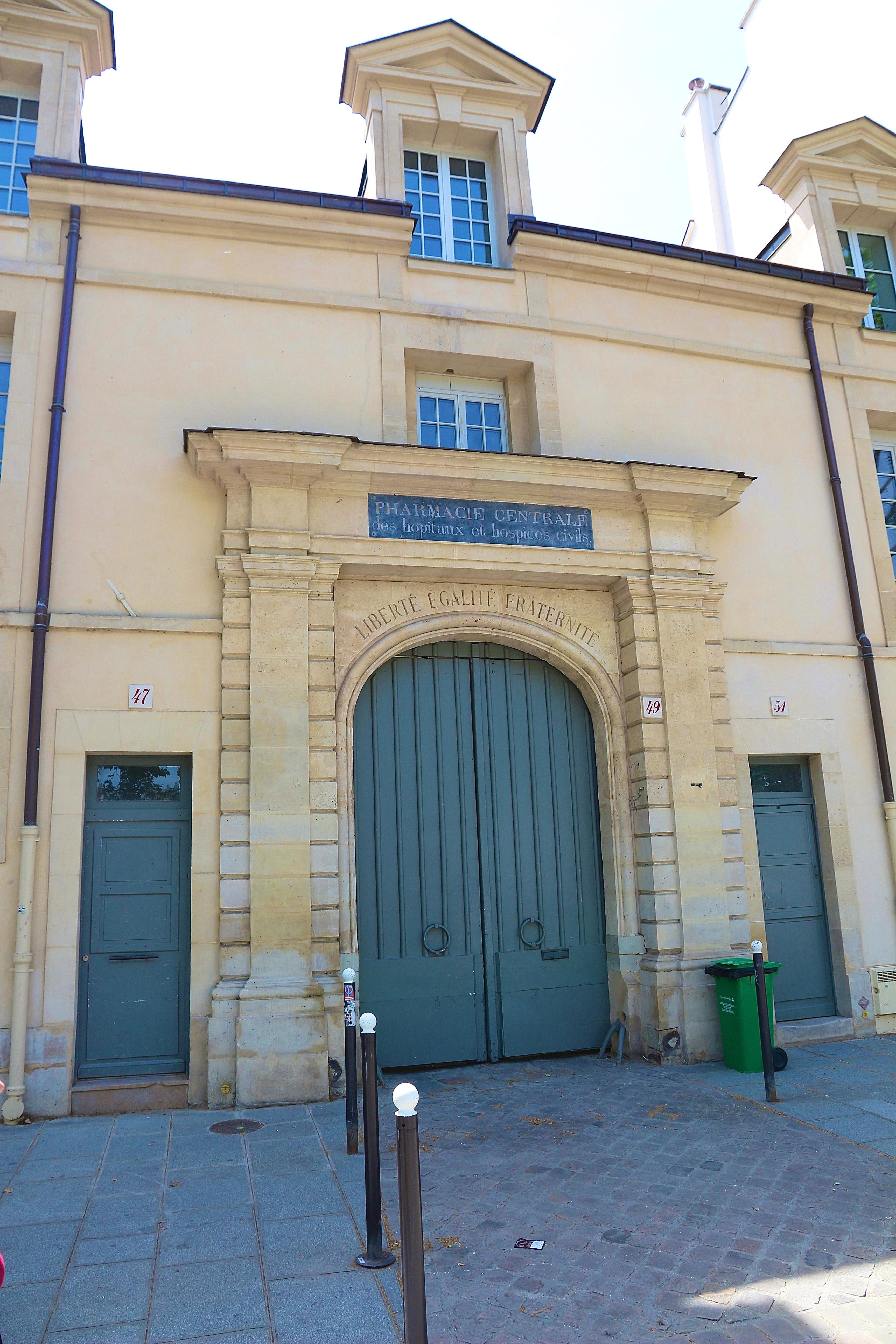 l'Hôtel de Miramion