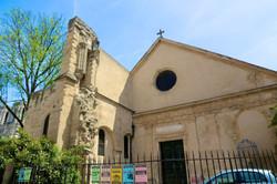 l'église Saint-Julien-le-Pauvre