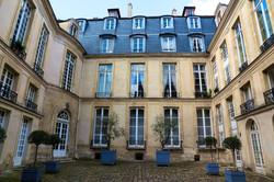 l'Hôtel de Vibraye