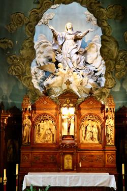 l'église Sainte-Marie-des-Batignolles
