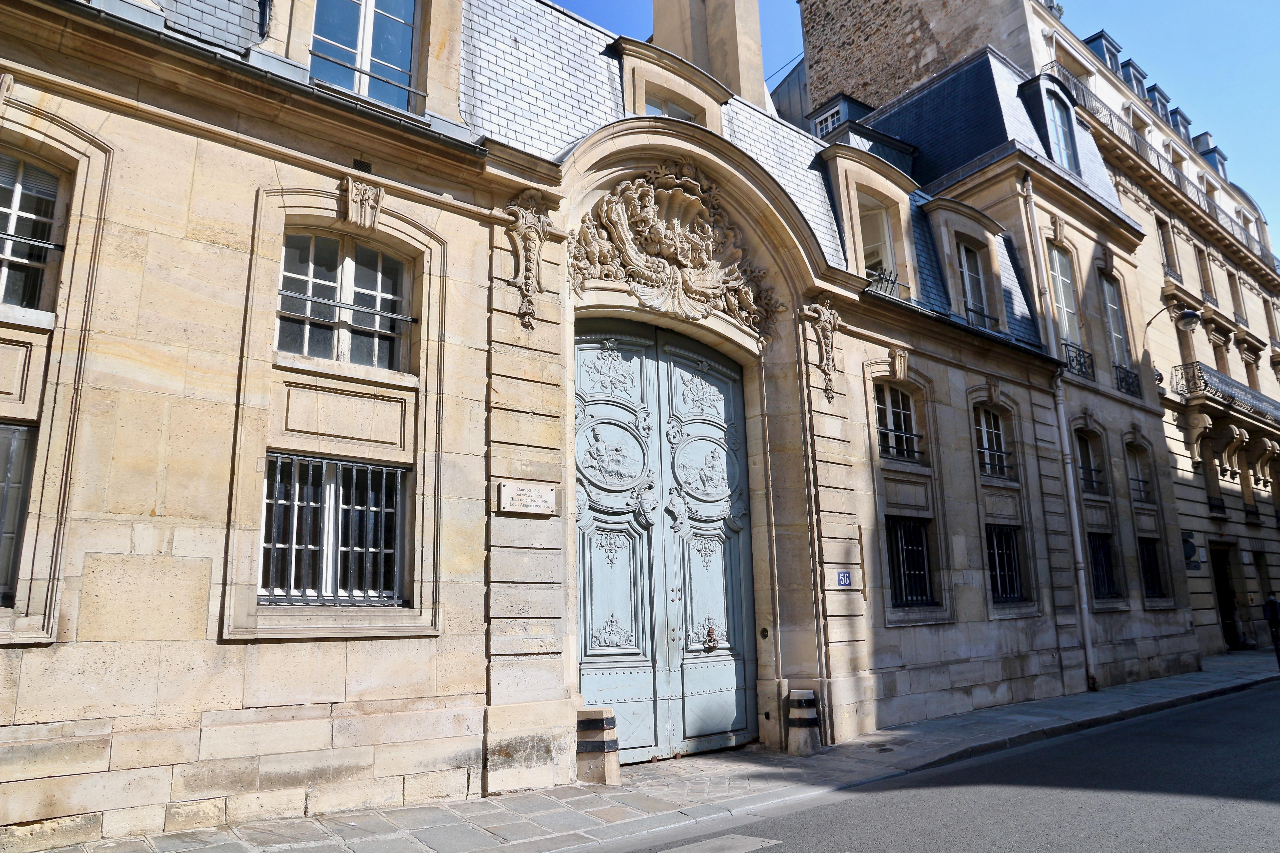 l'Hôtel Gouffier de Thoix