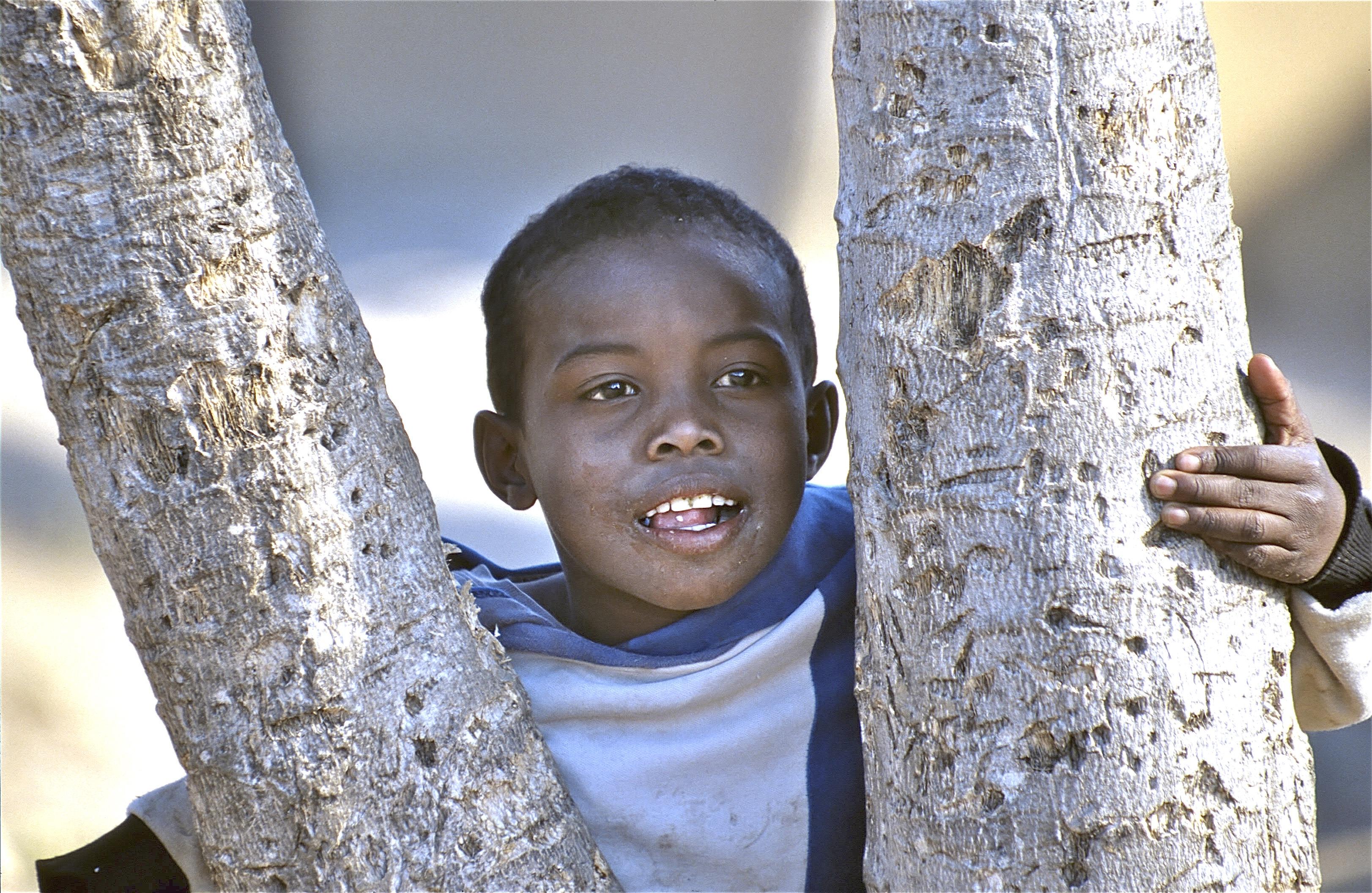 2001, Madagascar