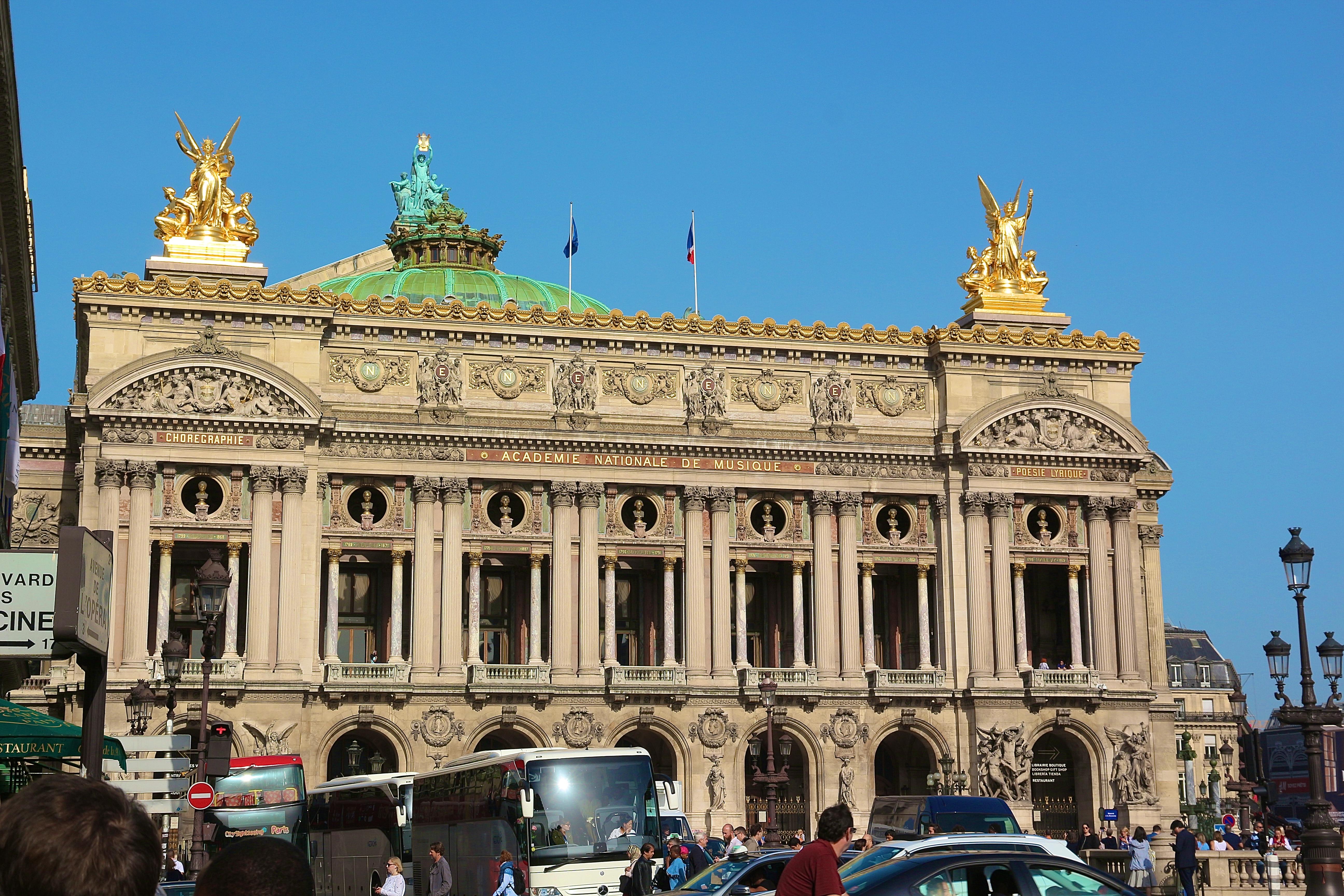 📸 l'Opéra Garnier