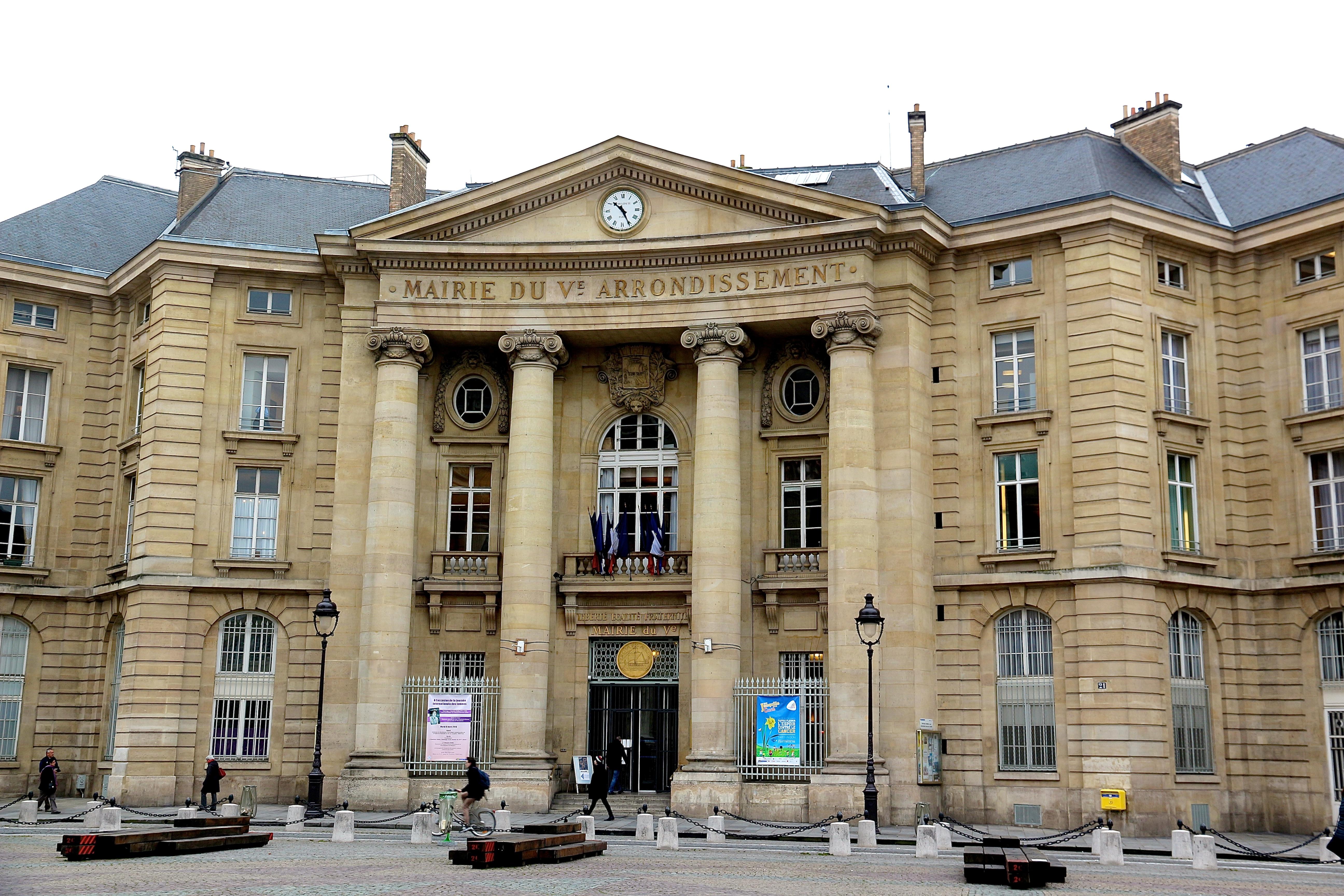 la mairie du 5ᵉ arrondissement