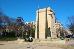 le Monument des Droits de l'Homme