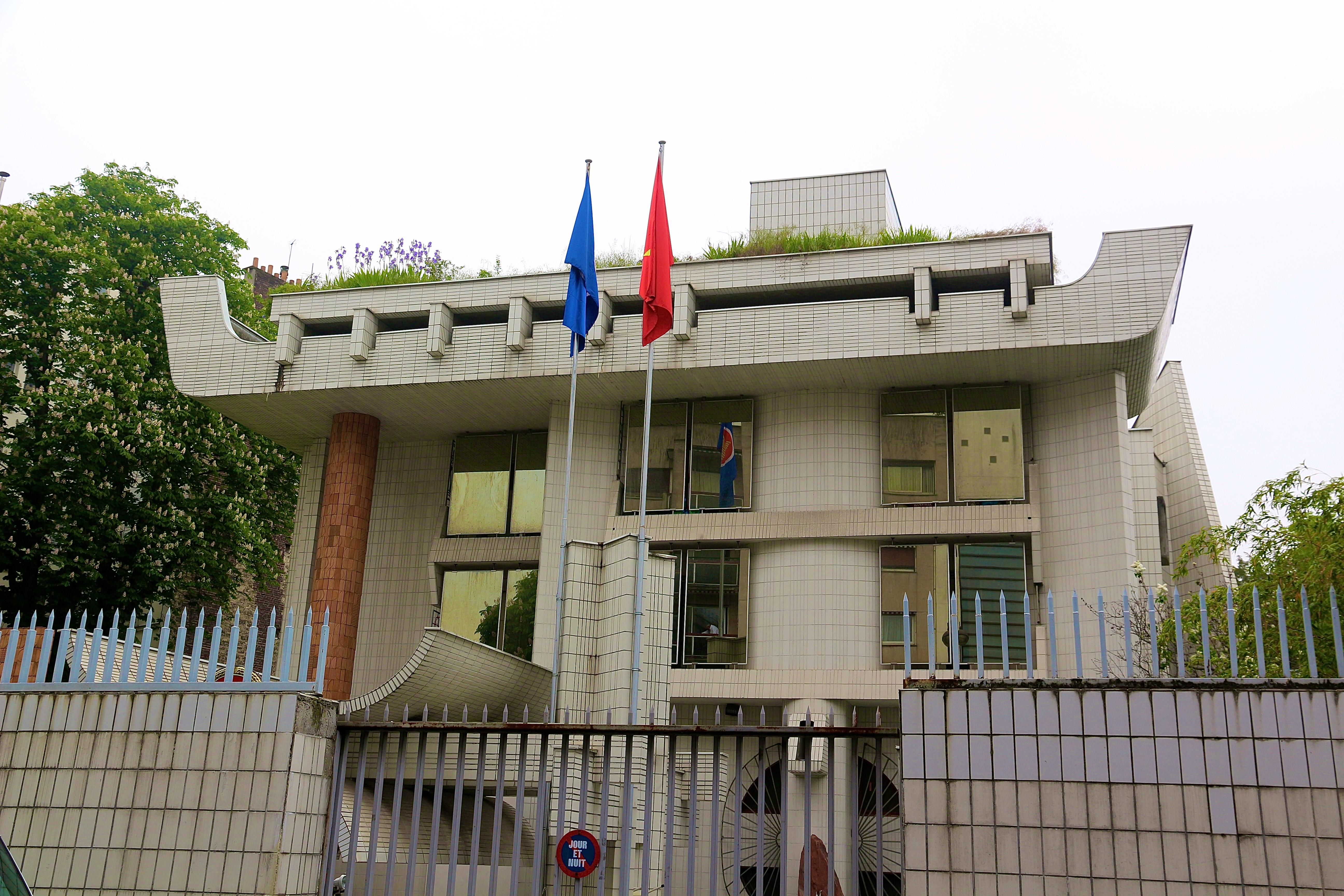 l'Ambassadedu Viet Nâm