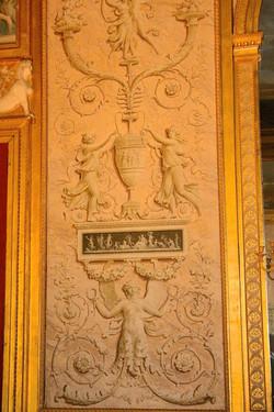 le grand salon de l'Impératrice