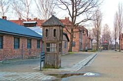 Auschwitz, la place d'appel