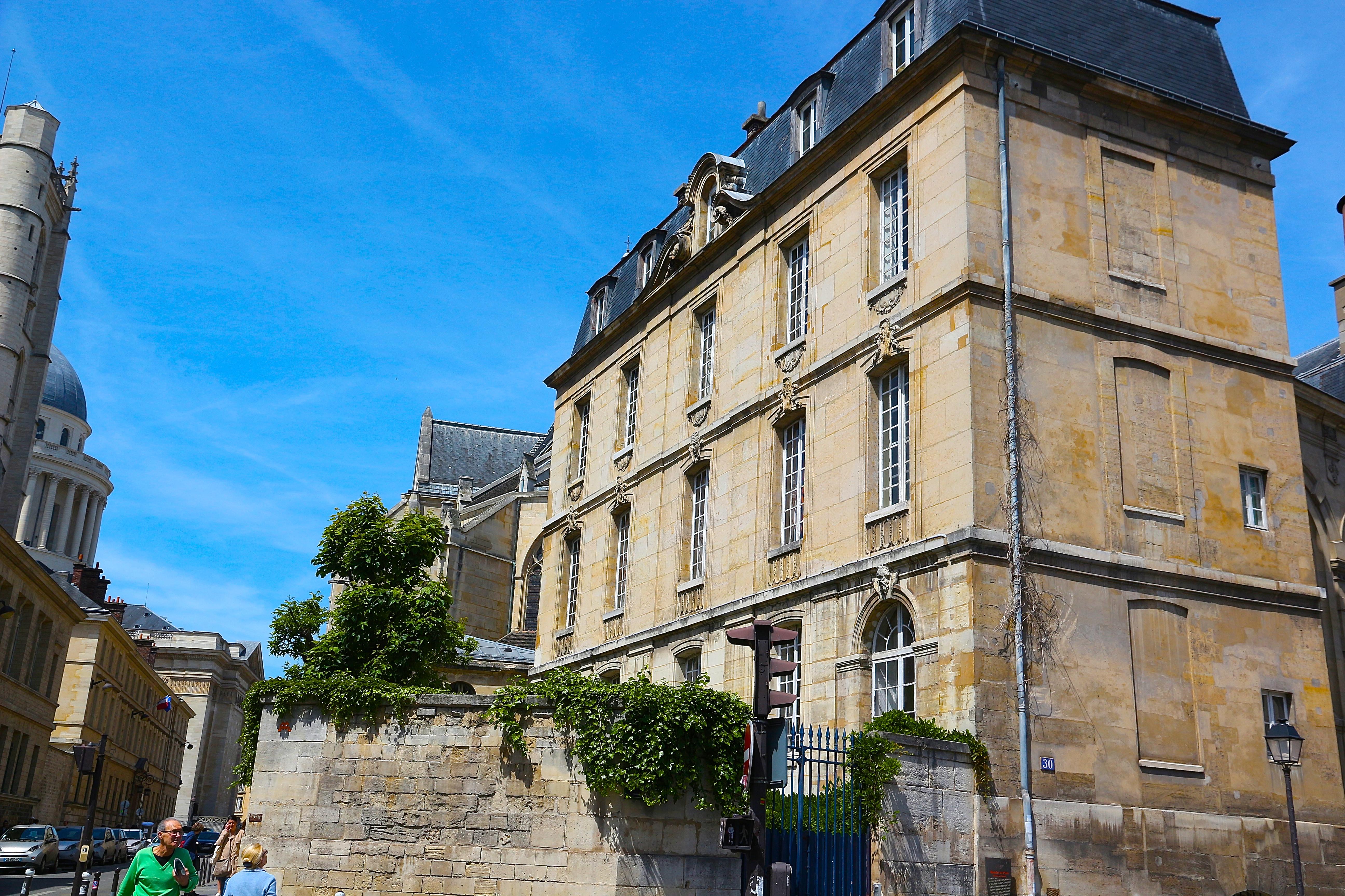 l'Hôtel du Duc d'Orléans