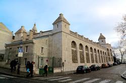 le Parc d'Artillerie de Montmartre