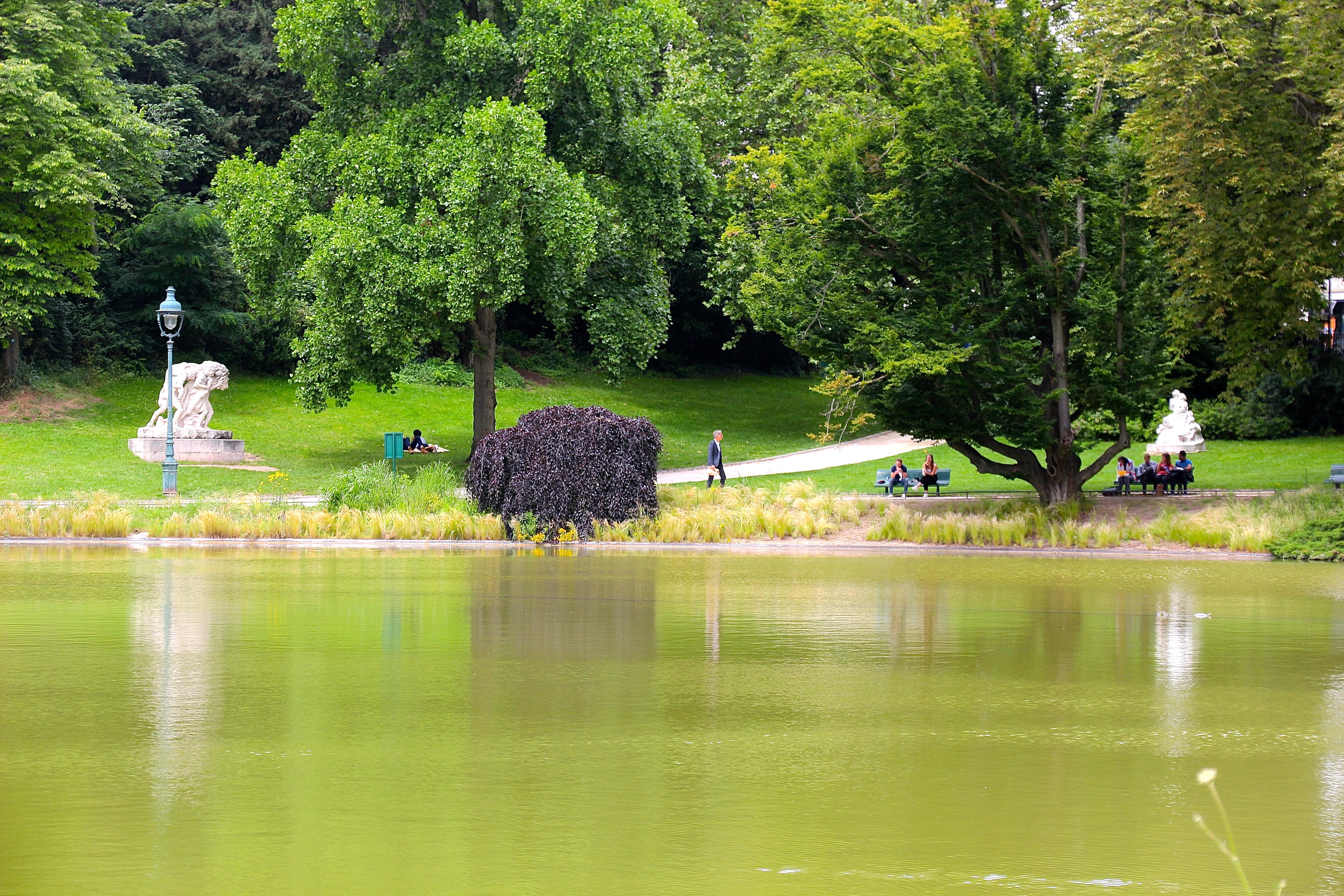📸 le Parc de Montsouris