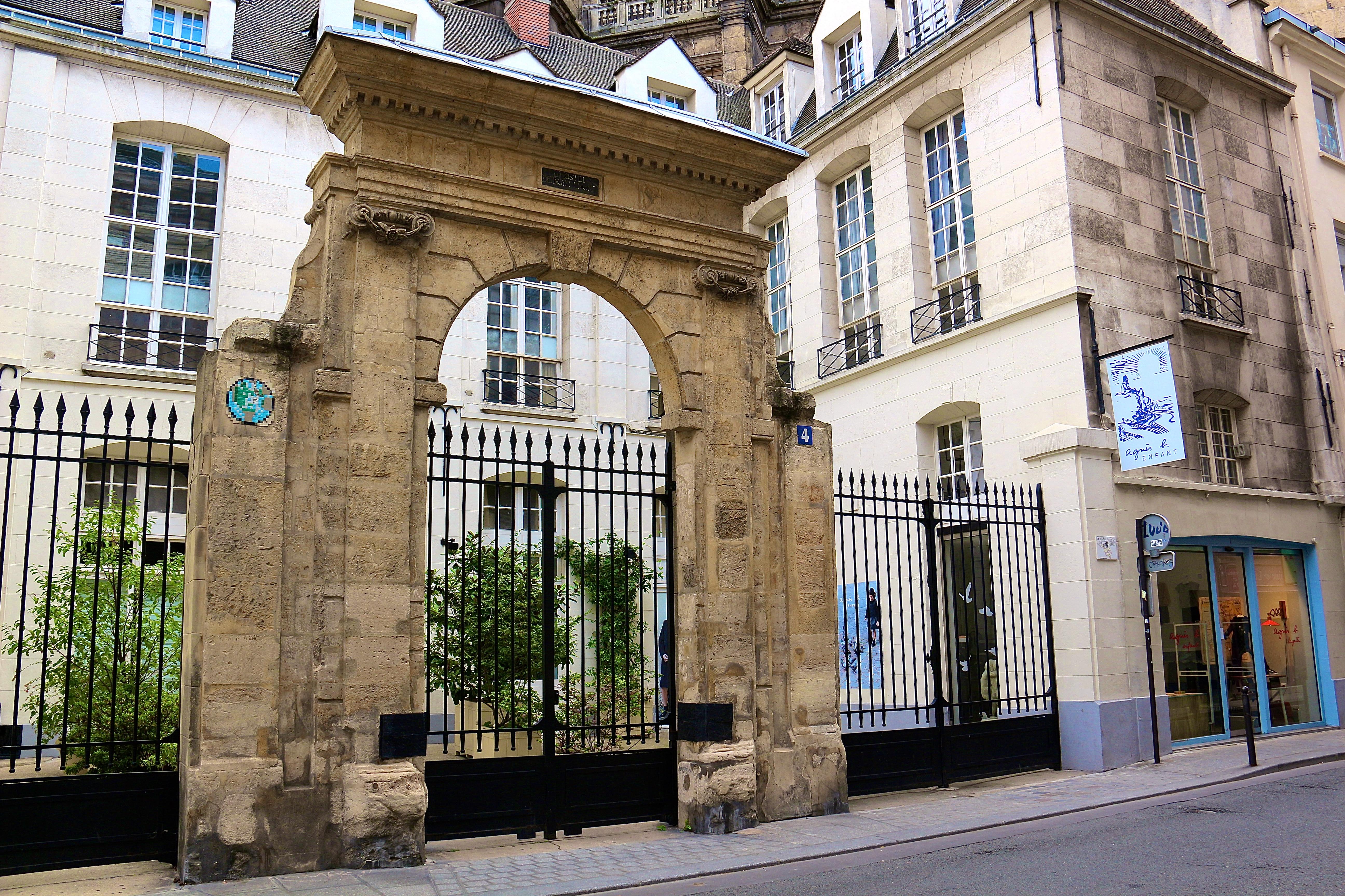 l'Hôtel de Royaumont