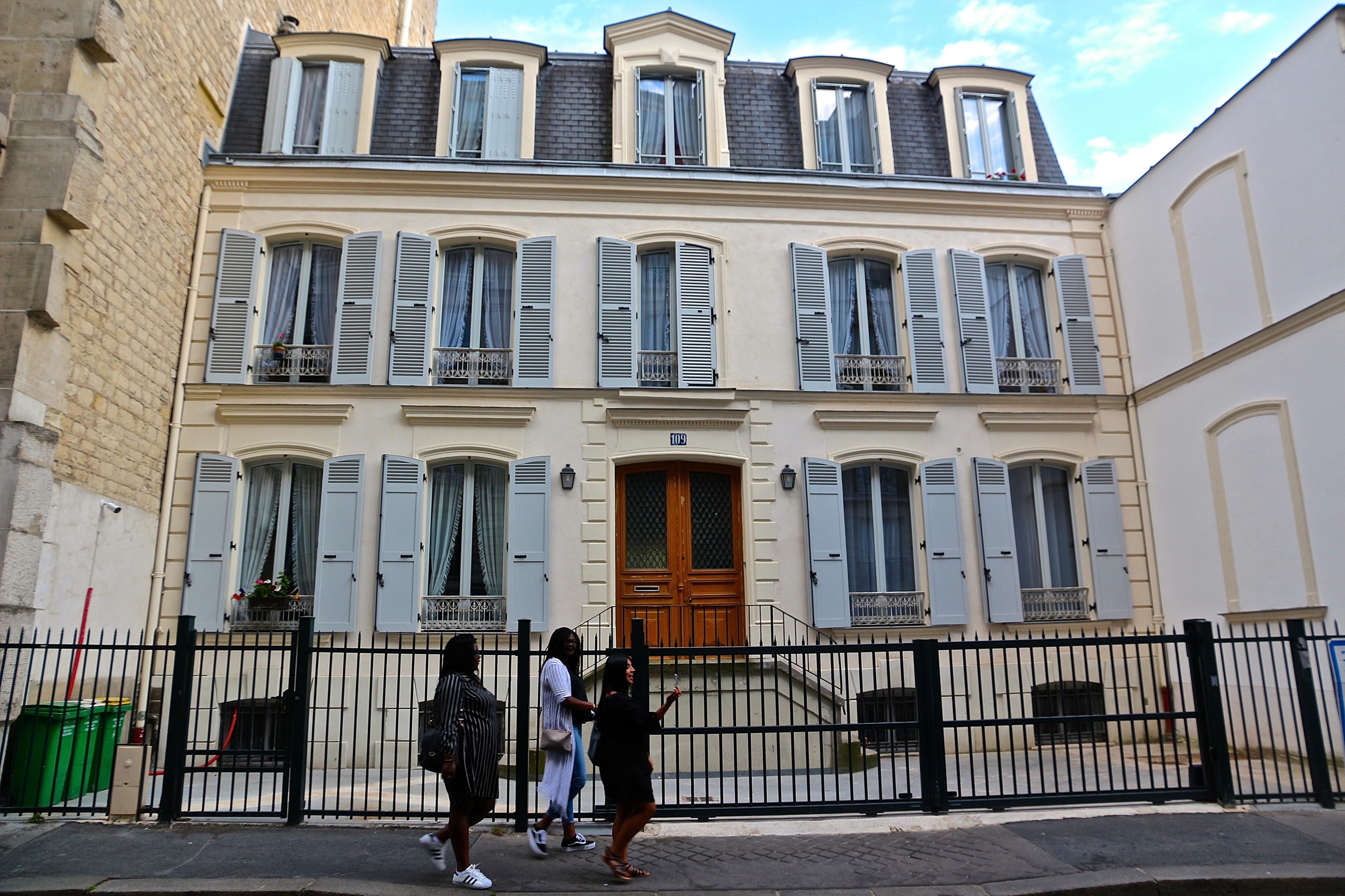 la maison de Paul Gauguin