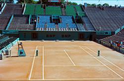 le stade Roland-Garros