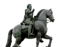 la Statue Équestre d'Henri IV