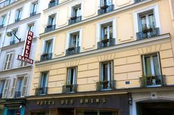 l'hôtel des Bains