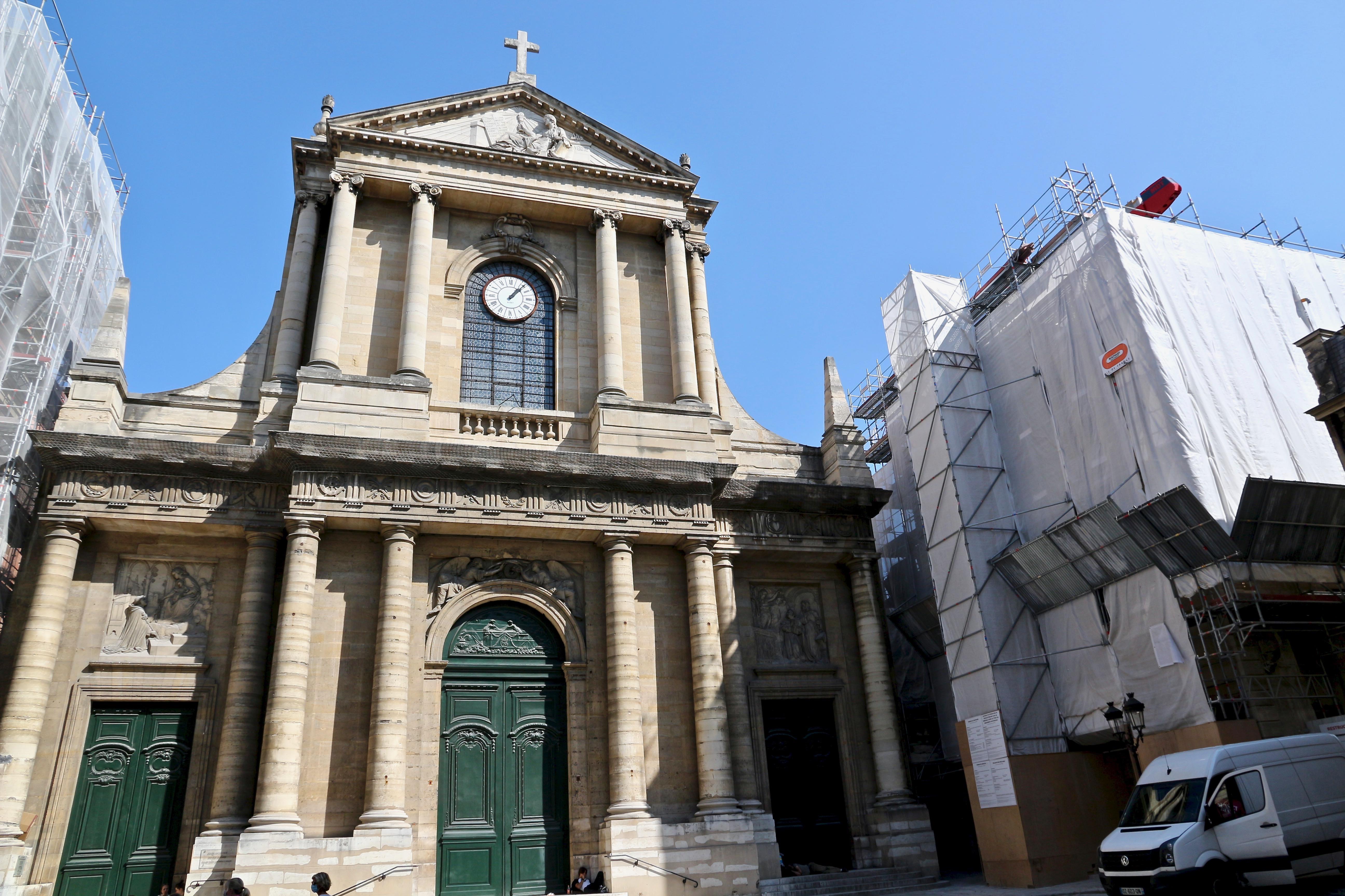 l'église Saint-Thomas-d'Aquin