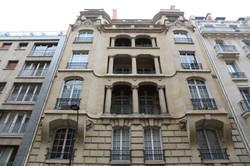 l'immeuble primé en 1909