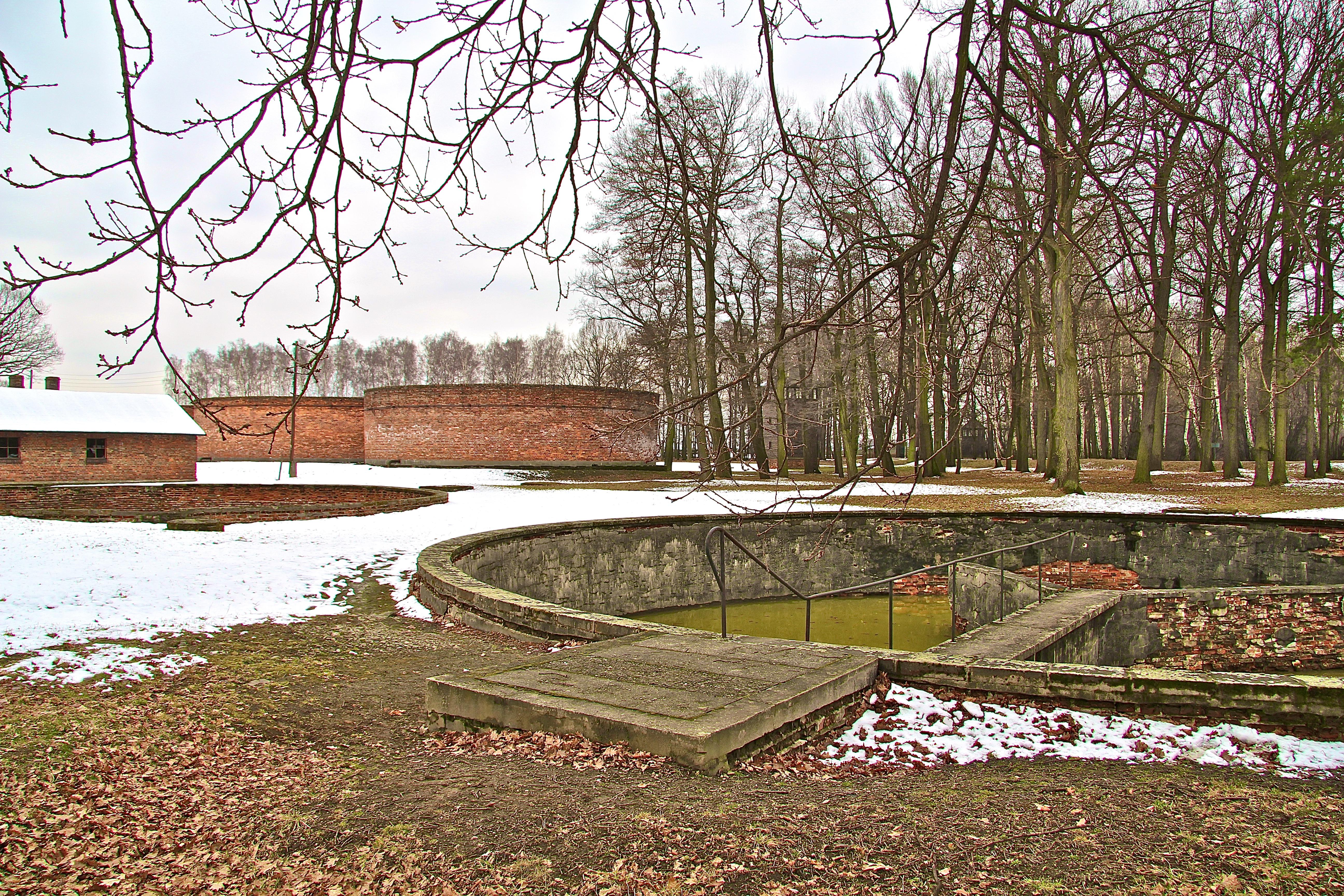 Birkenau, station d'épuration