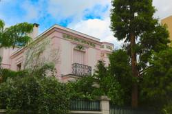 la rue du Parc-de-Montsouris