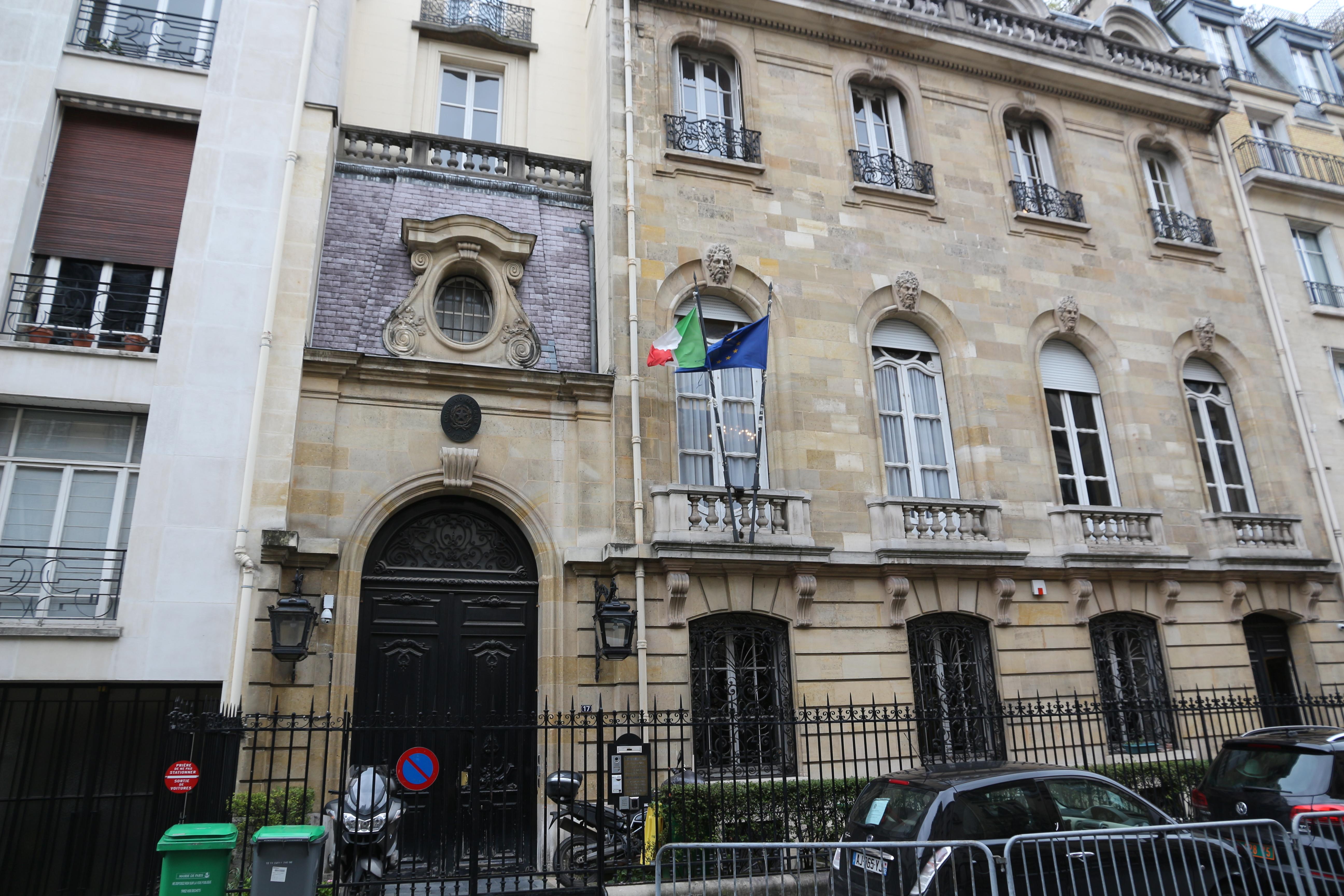 le Consulat Général d'Italie