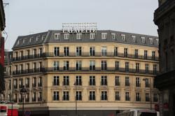 les Galeries Lafayette Haussmann