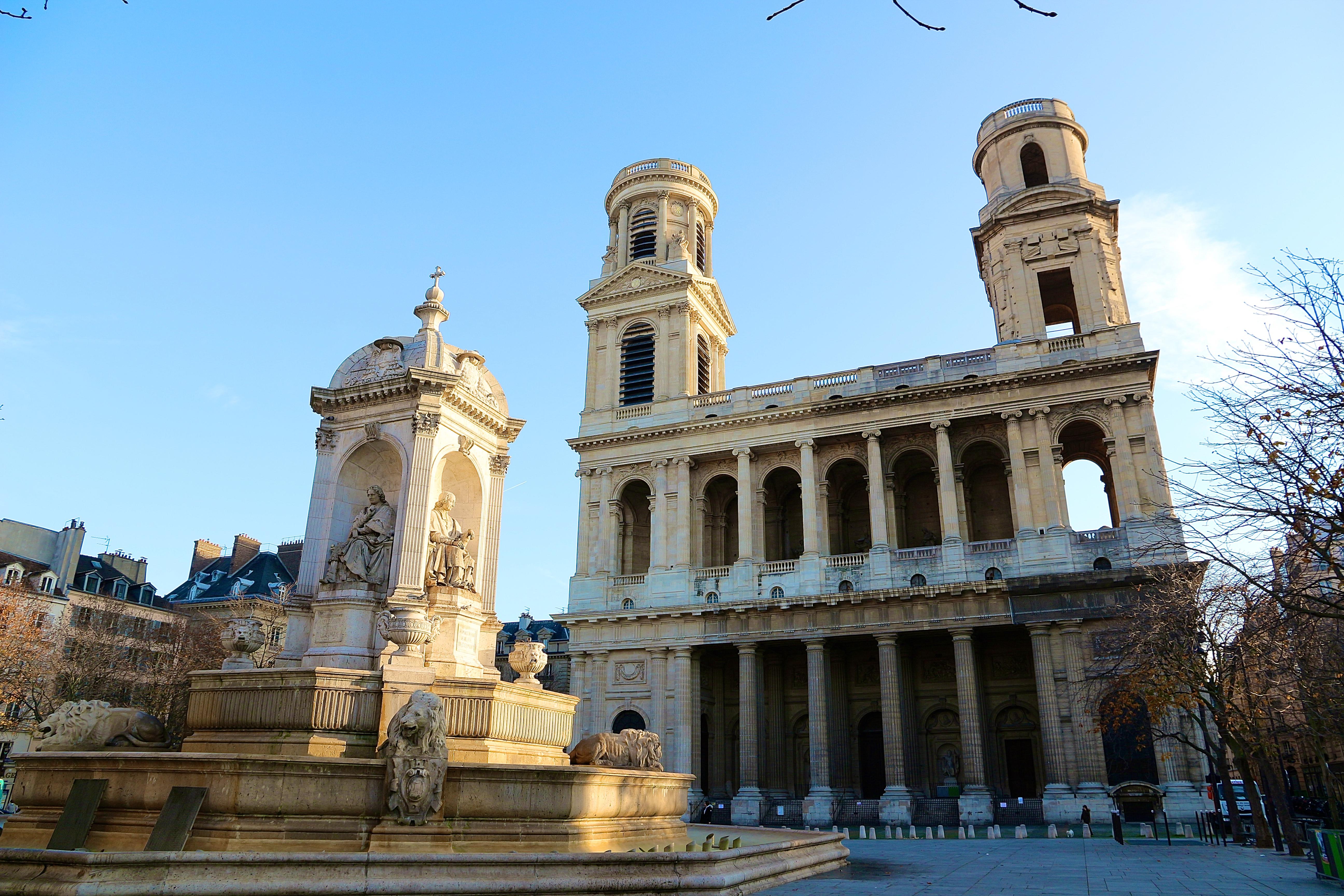 📸 l'Église Saint-Sulpice