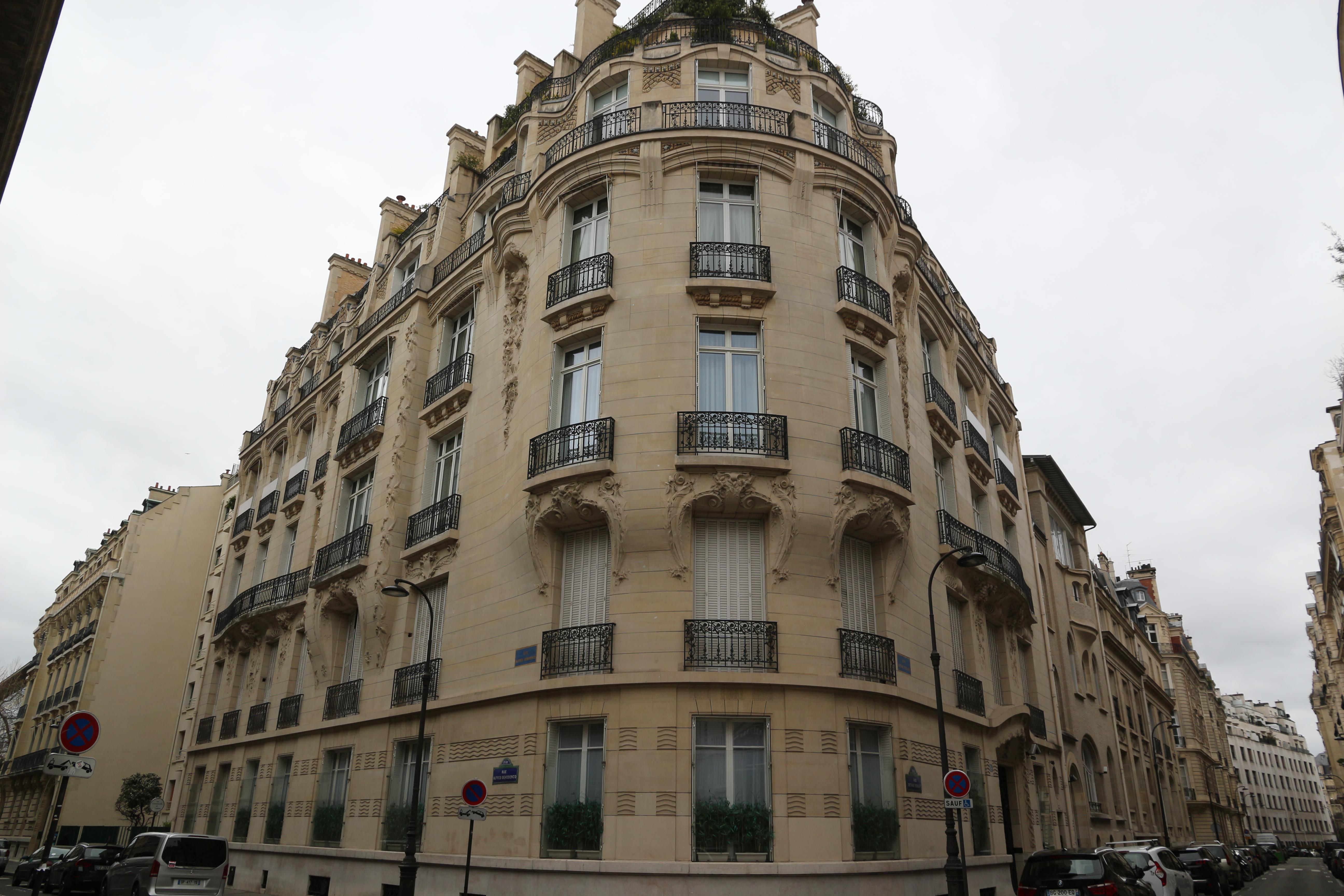 un bel immeuble de 1909