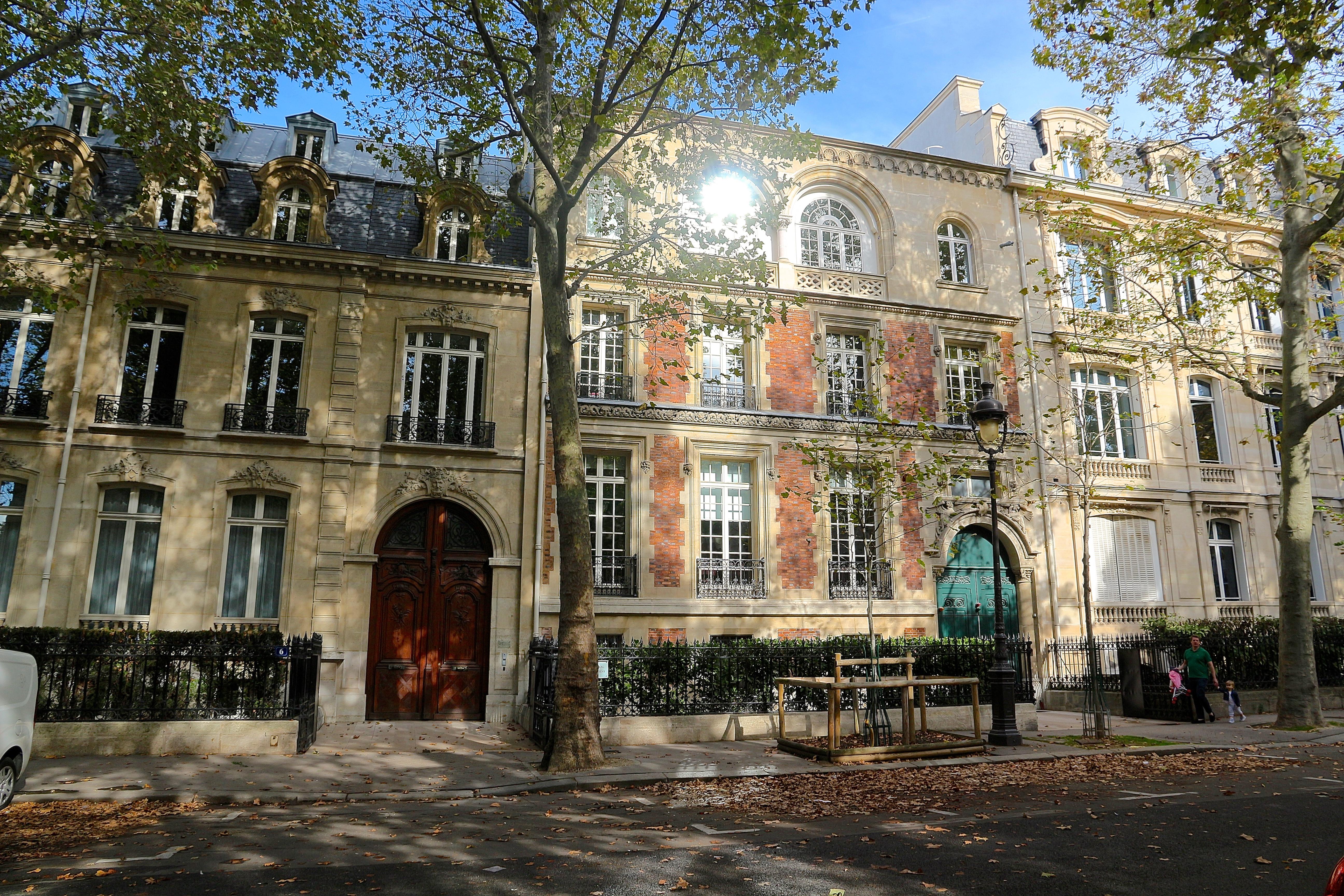 l'Hôtel Gaston Menier