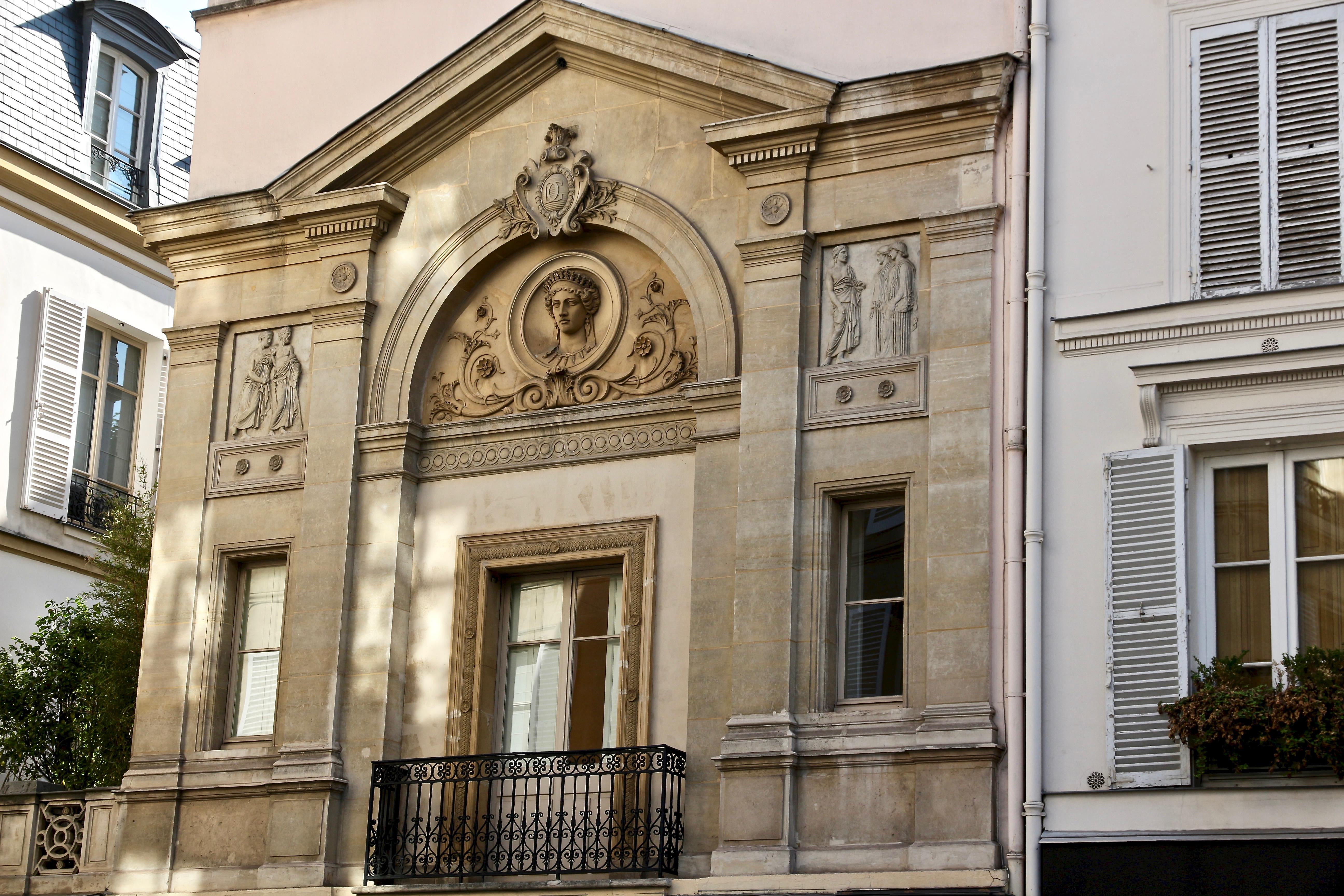 l'atelier de Gustave Doré