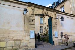 l'Hôtel de Marle