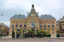 la mairie du 19ᵉ arrondissement