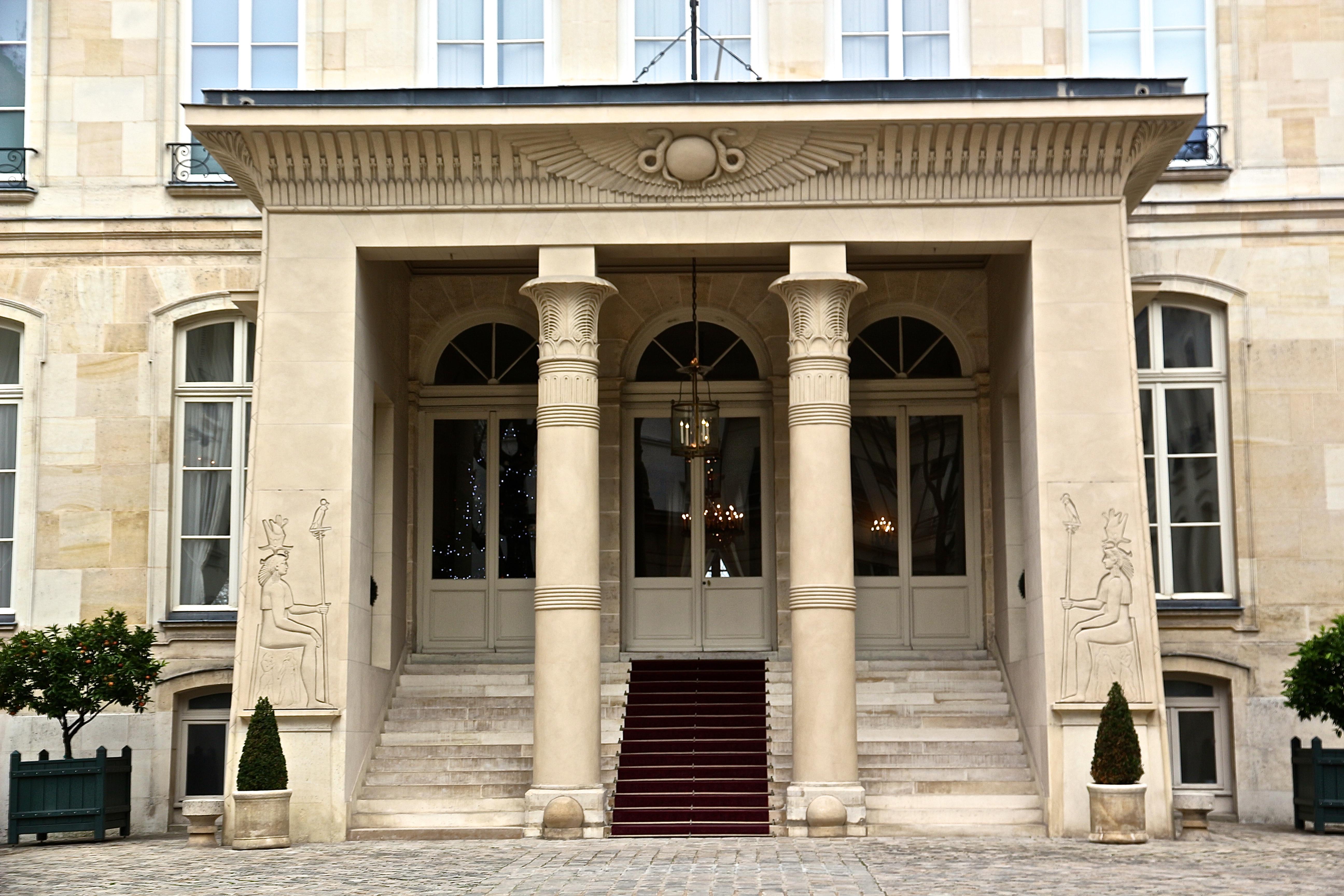 l'Hôtel de Beauharnais