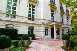 l'Hôtel Auguste Dreyfus