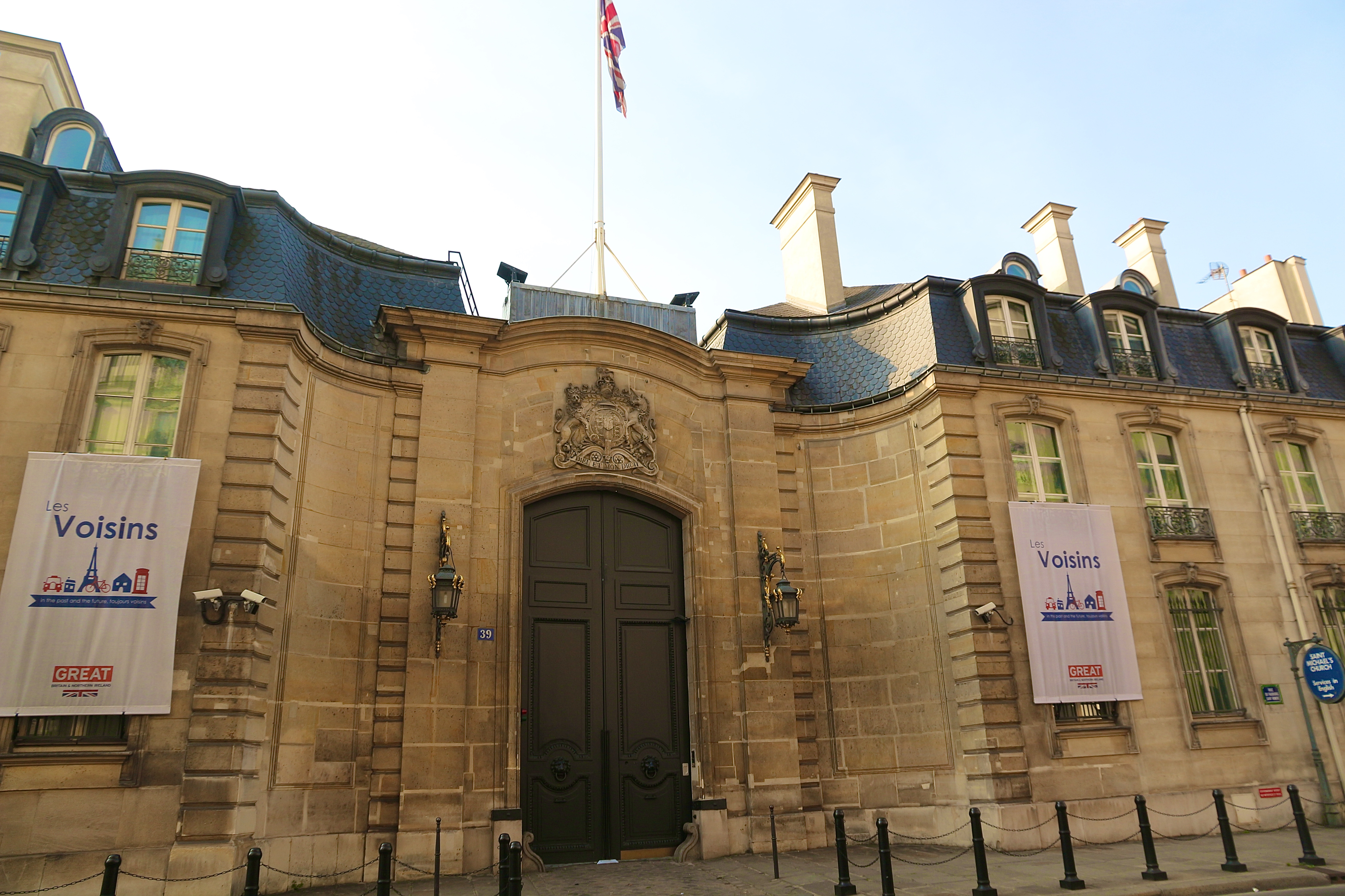l'Hôtel de Charost