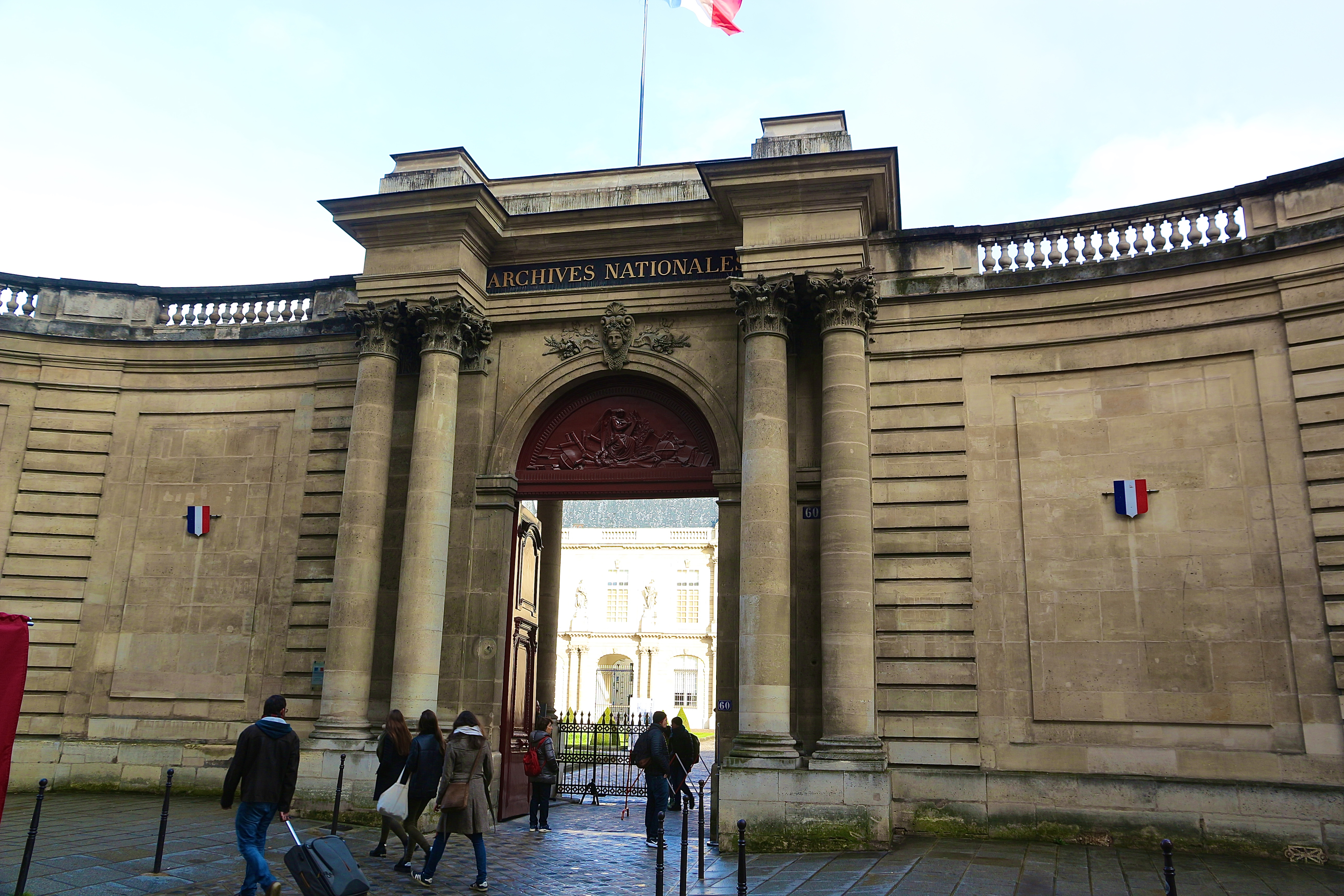 📸 l'Hôtel de Soubise