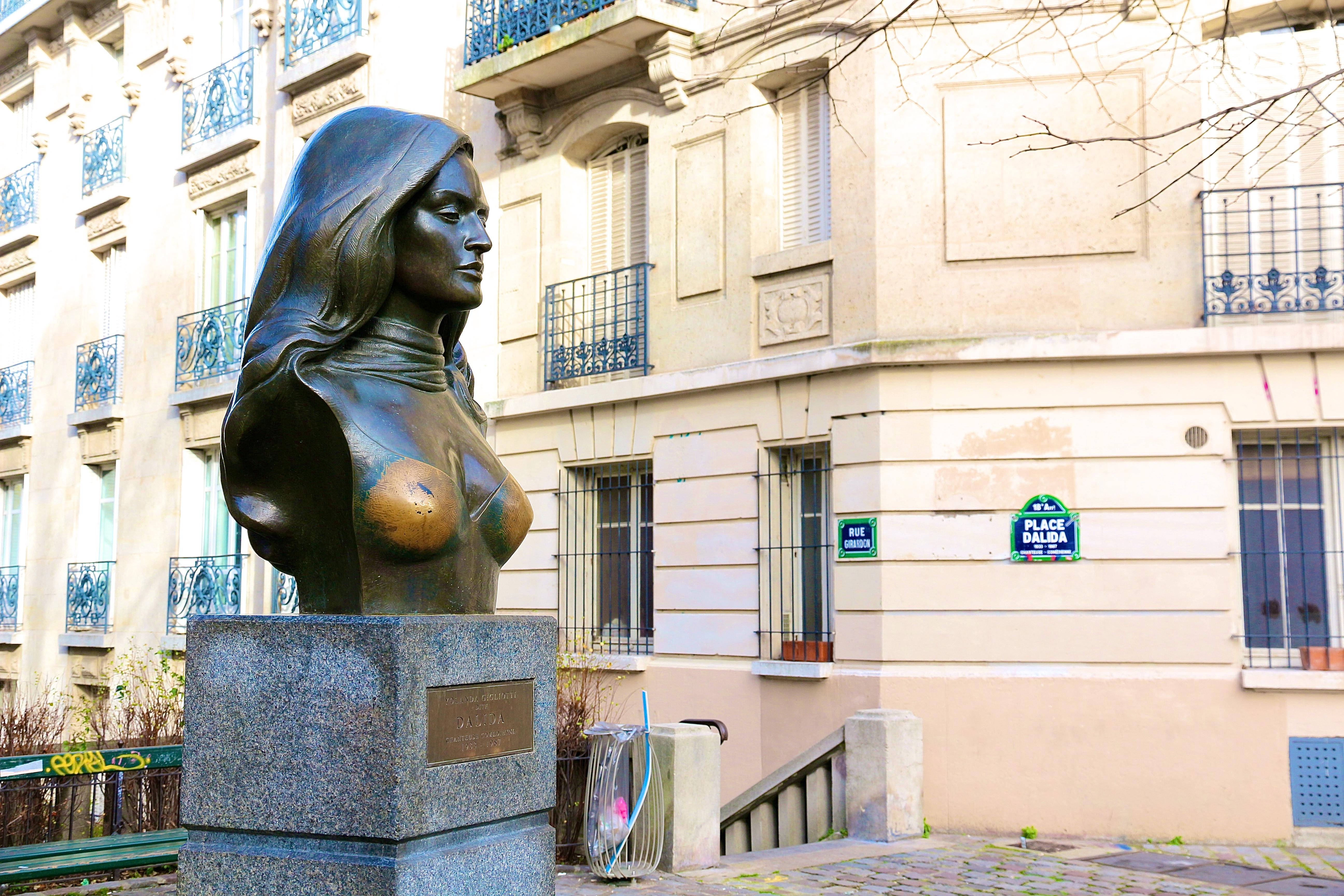la Place Dalida