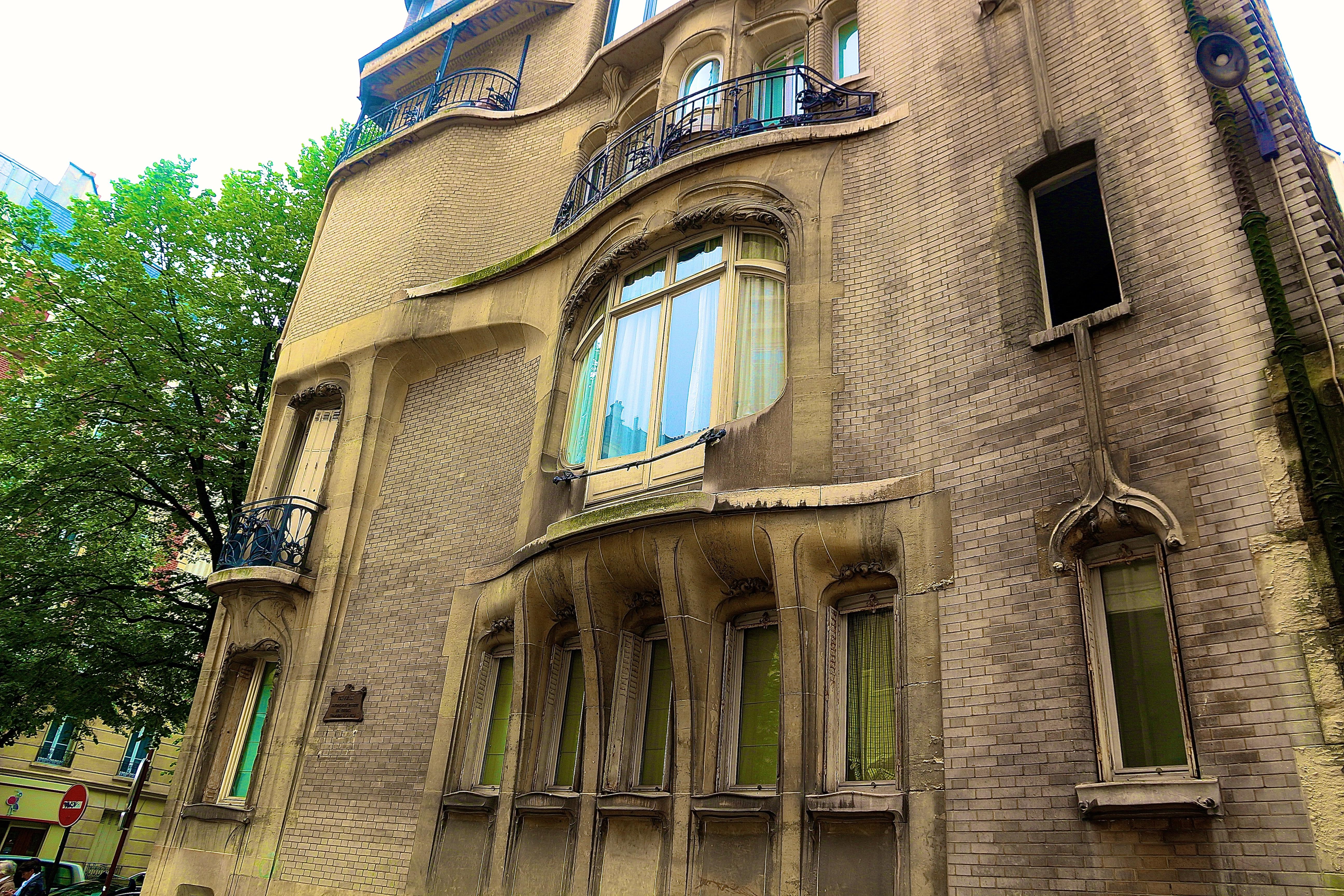 l'immeuble Houyvet