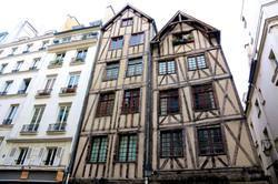 les maisons médiévales