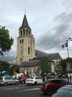 l'Abbaye de Saint-Germain-des-Prés