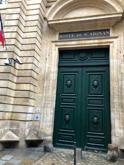 📸 l'Hôtel de Saint-Aignan