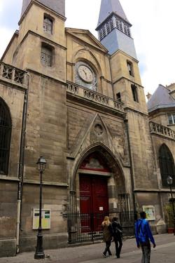 l'Église Saint-Leu-Saint-Gilles