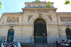 l'ancienne École Polytechnique