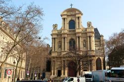 l'Église Saint-Gervais-Saint-Protais
