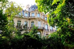 l'Hôtel Émile-Justin Menier