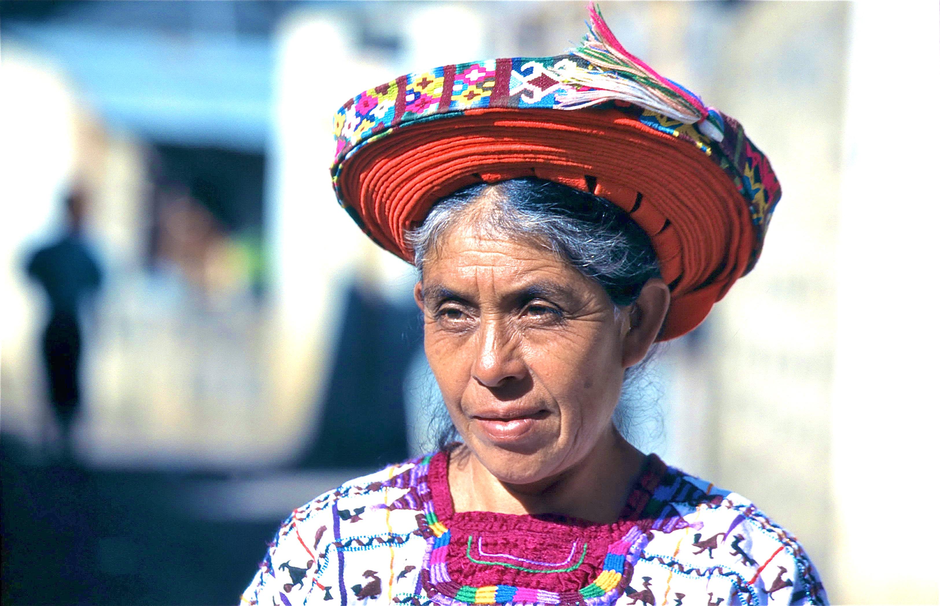 1995, Guatémala