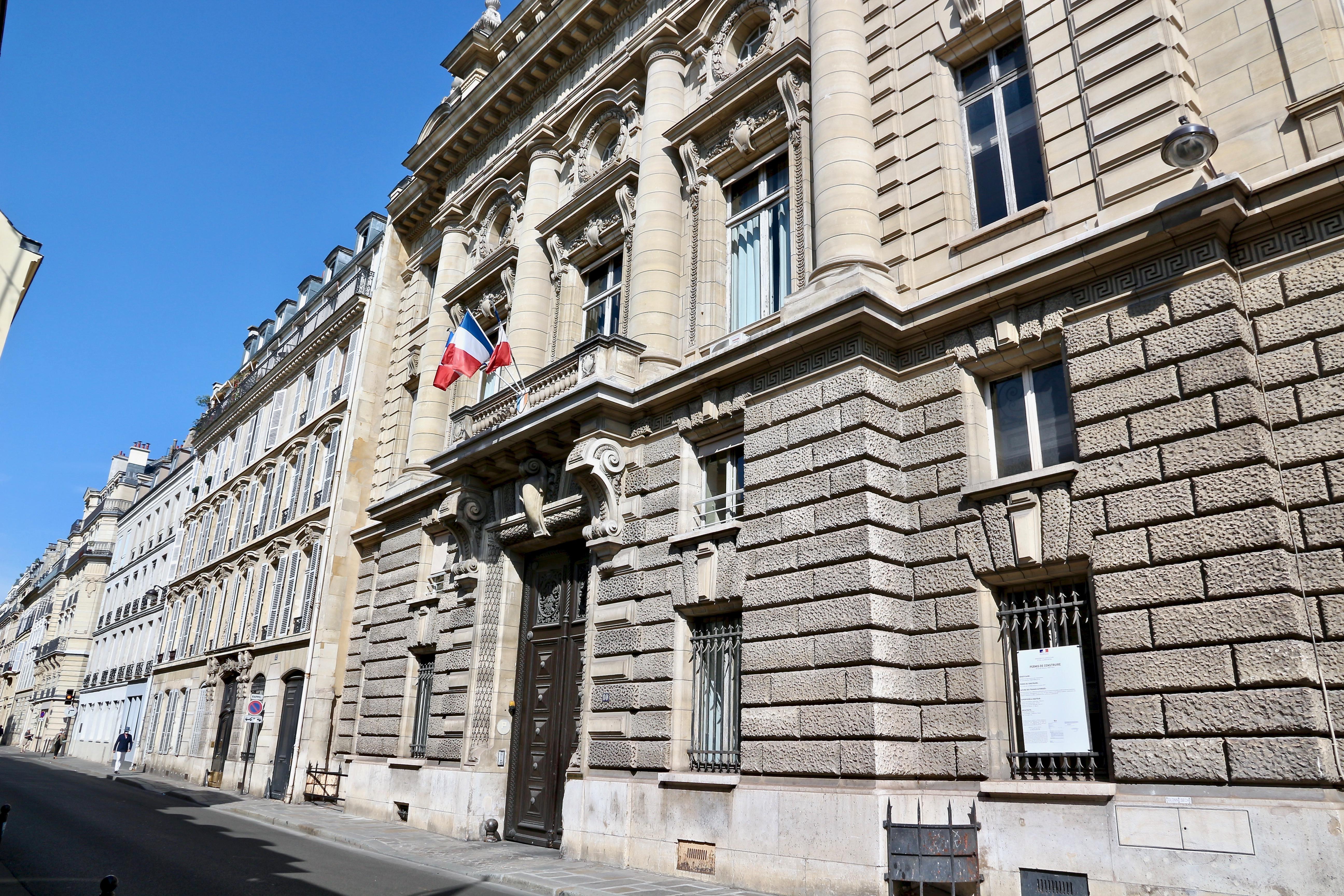 l'Hôtel de Villeroy